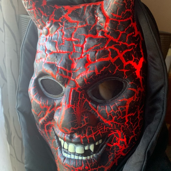 Other - Demons light up mask